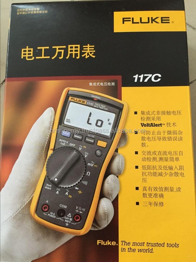 Digital Multimeter Ma : Digital multimeter fluke c nhiệt kế Đo lường thử