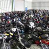 Various types of trustworthy used Honda motorcycles in wide range of sizes