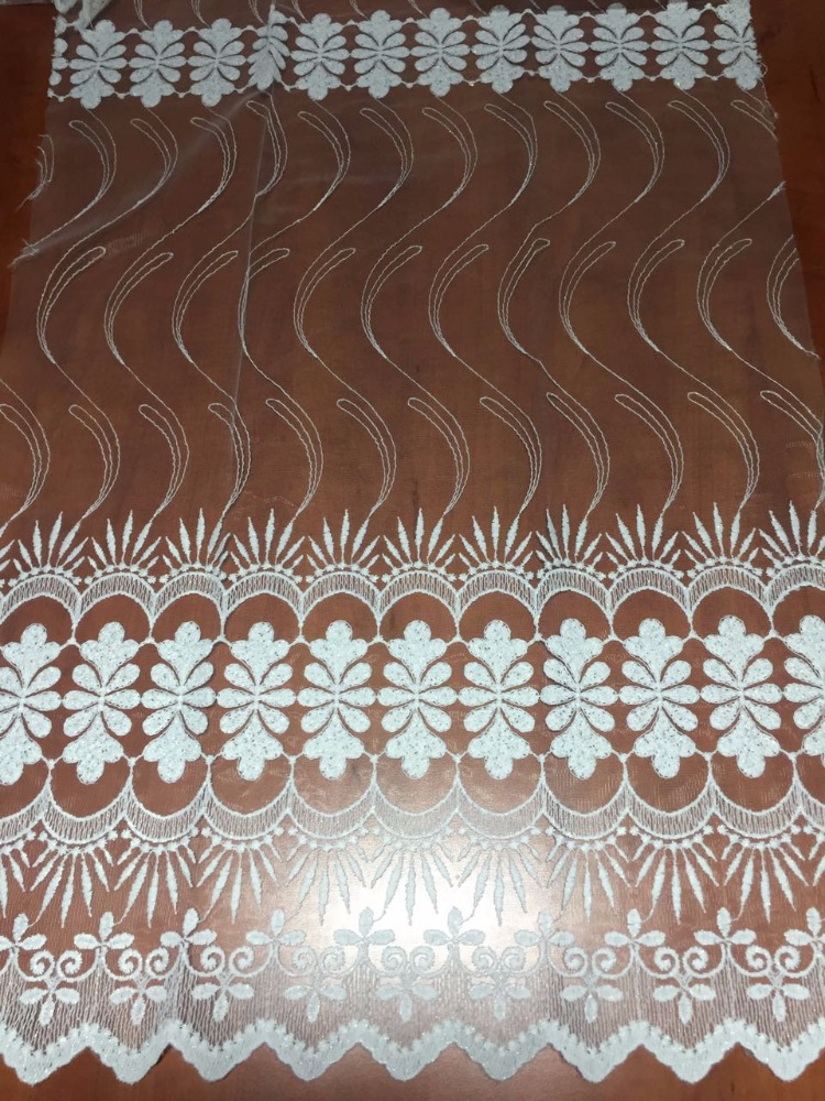 High Quality Brode, Curtain, Embroidery Design, Wholesale