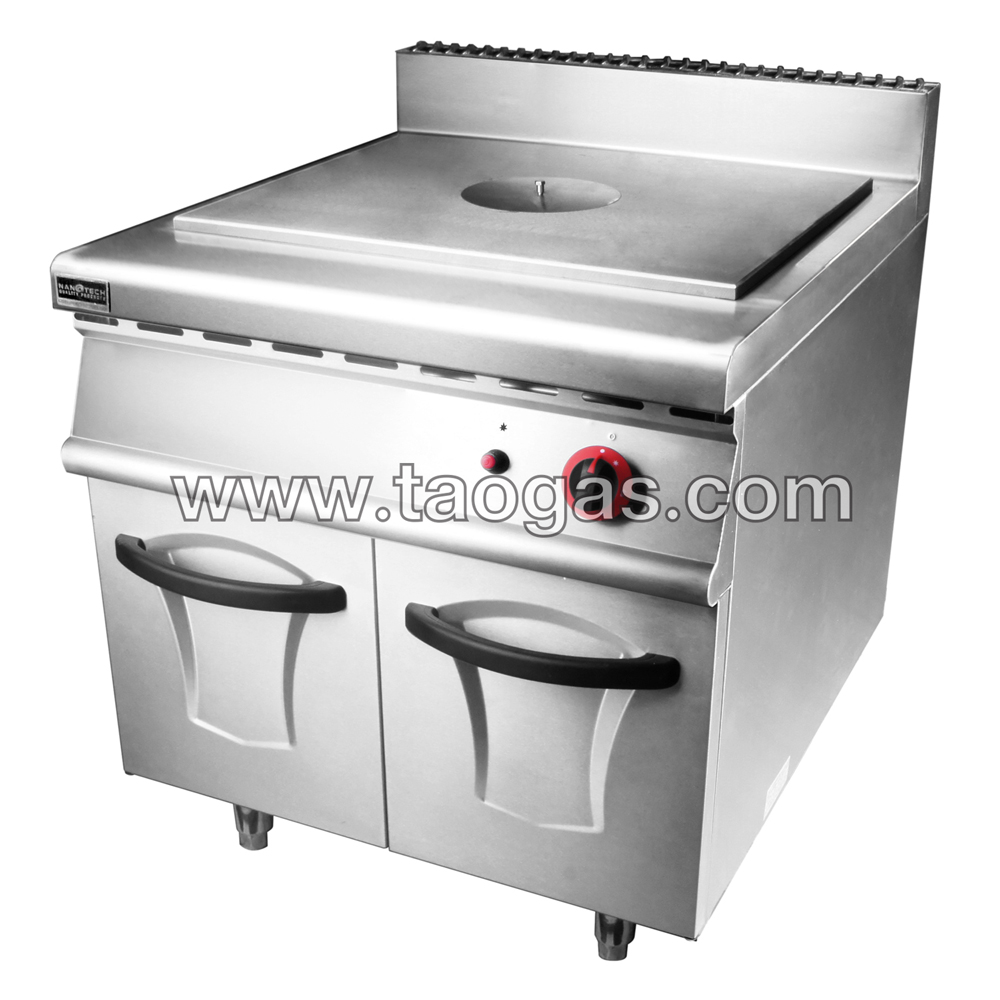 Gas French Hot-Plate with Cabinet NT-911