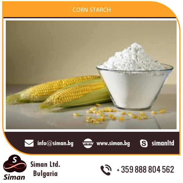 Amazing Deal on Corn Starch by Quality Supplier