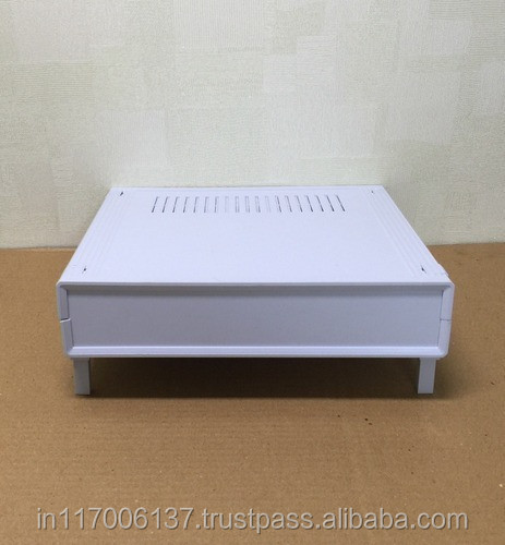 Desktop Enclosure for Electronic Instrument Table Top ABS Plastic Box Electronic Case