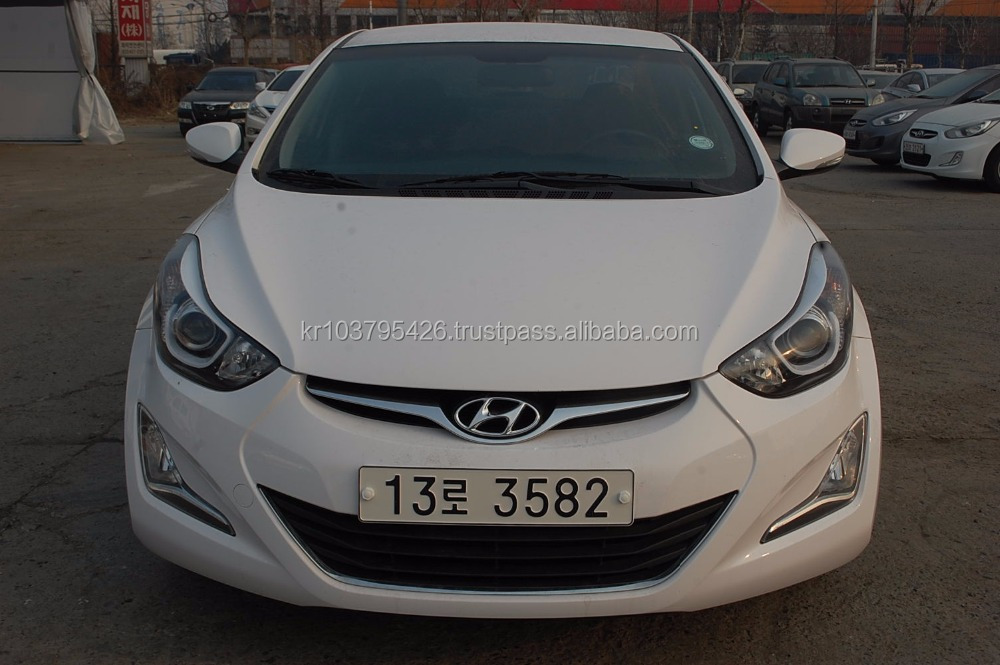 Hyundai Elantra Smart LHD Used car for sale