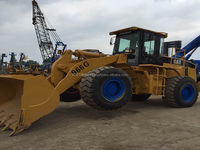 Used Caterpillar 966G USA Original HOT SALE in China