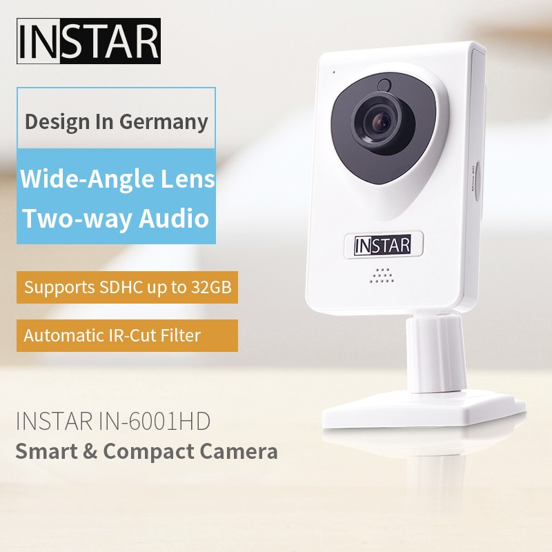 Indoor HD IP home security Camera