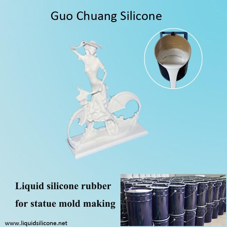 caoutchouc de silicone liquide pour figurines en pl tre fabrication de moules caoutchouc de. Black Bedroom Furniture Sets. Home Design Ideas