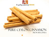 Natural Organic Ceylon Cinnamon best in the market