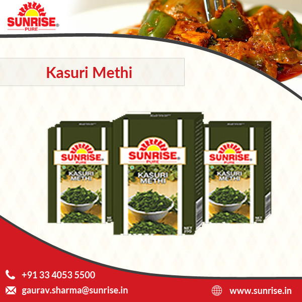 ISO Certified Reputed Company Exporting Good Quality Kasuri Methi