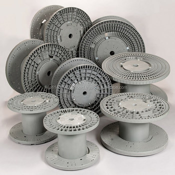 Reliable cable drum available in various sizes made in Japan
