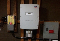 IP65 convergence solar combiner Box - pre-installed