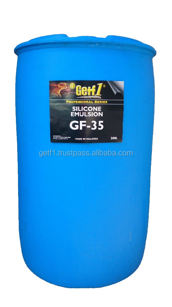 (GETF1)Silicone Emulsion- 200L Industrial Chemical, Chemical Emulsion, Car Care