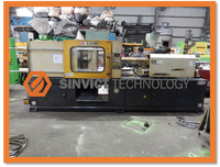 Pre-owned/Second hand/Used injection molding machine CHEN HSONG SM180