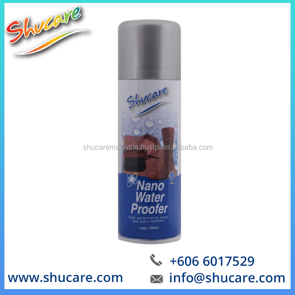 Nano Water Proofer 200ml ( Shoe Protector)