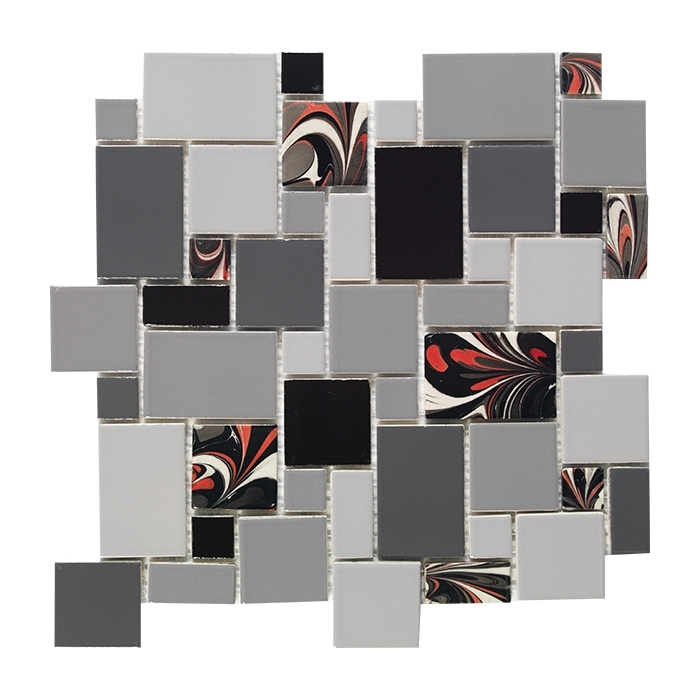 Ceramic Mosaic Pattern Tile