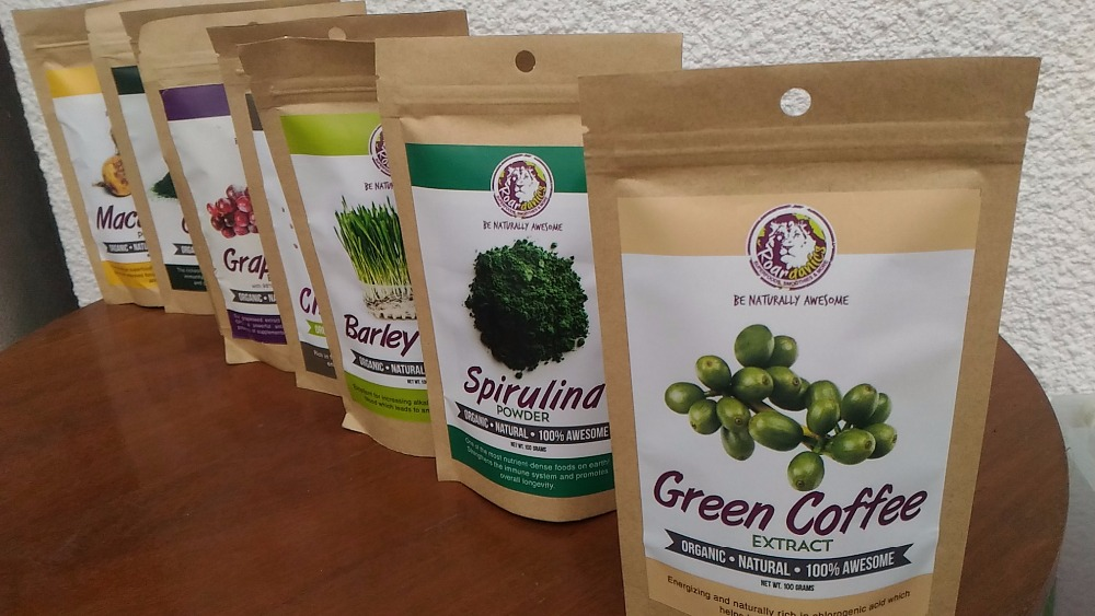 Green Coffee Extract for white labeling and drop shipping