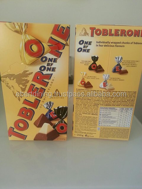 Toblerone Chocolate 400g