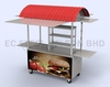 Burger Cart - KS - 11589A Kiosk & Stall