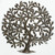 Tree of Life with Leaves and Birds Gifts Haiti Metal Wall Decor Shopping Haitian Metal Art for Sale, Size 24""