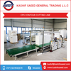 EPS Contour Cutting Line - Special ThermoCut Foam Cutters Machines