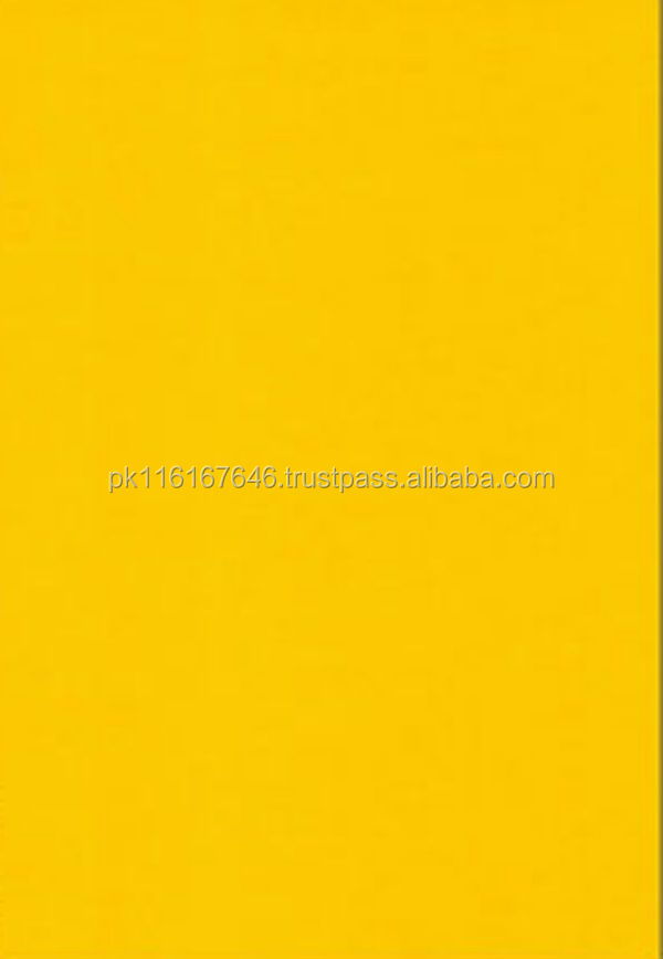 Dark Shade Yellow Colour Paper A4 Size