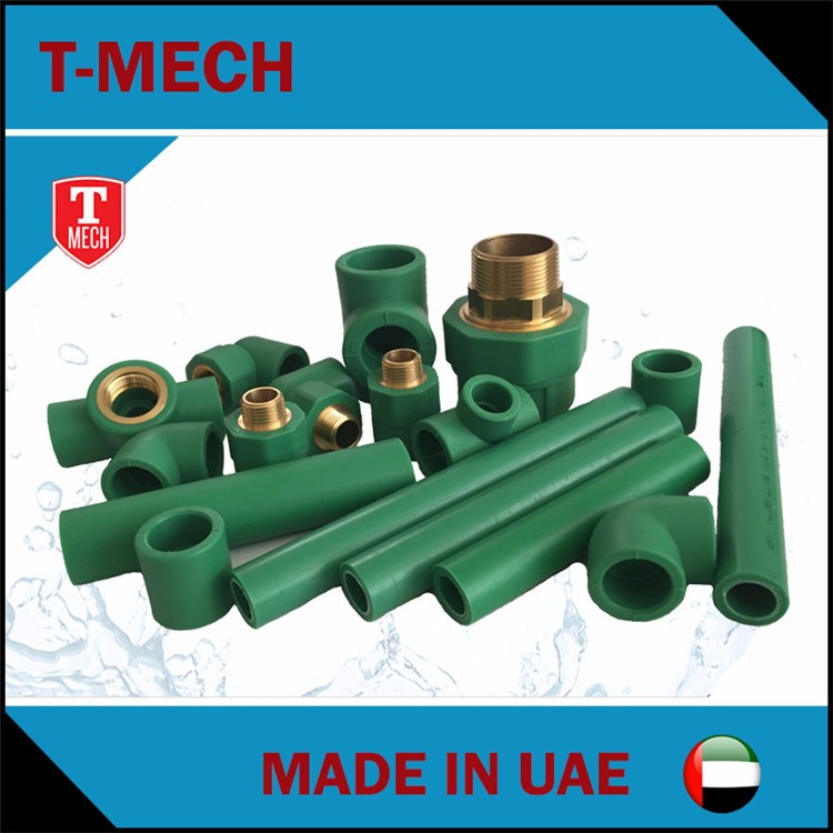 PPR pipes and fittings manufacturer dubai Abu Dhabi UAE