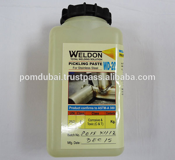 Pickling Paste Weldon