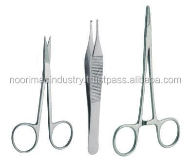 Disposable suturing kit Surgical Instruments / Suture Instruments