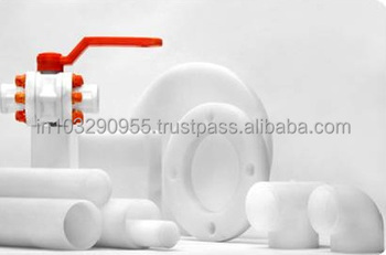 PVDF Pipes, used in Electronic applications, excellent performance and long life