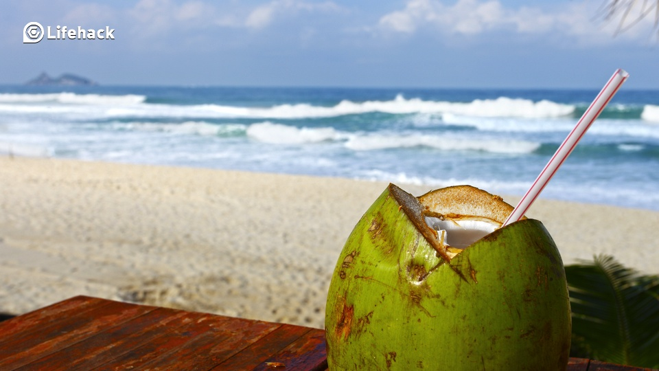 Coconut water Health Beverage