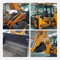 Good Condition Used JCB 3CX Backhoe Loader For Sale