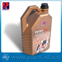 PETROOIL SAE 40 High Quality Automotive Motor Oil Supplier from Dubai, UAE