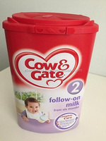 Cow Gate First Infant Milk Baby Milk Powder All stages 900g