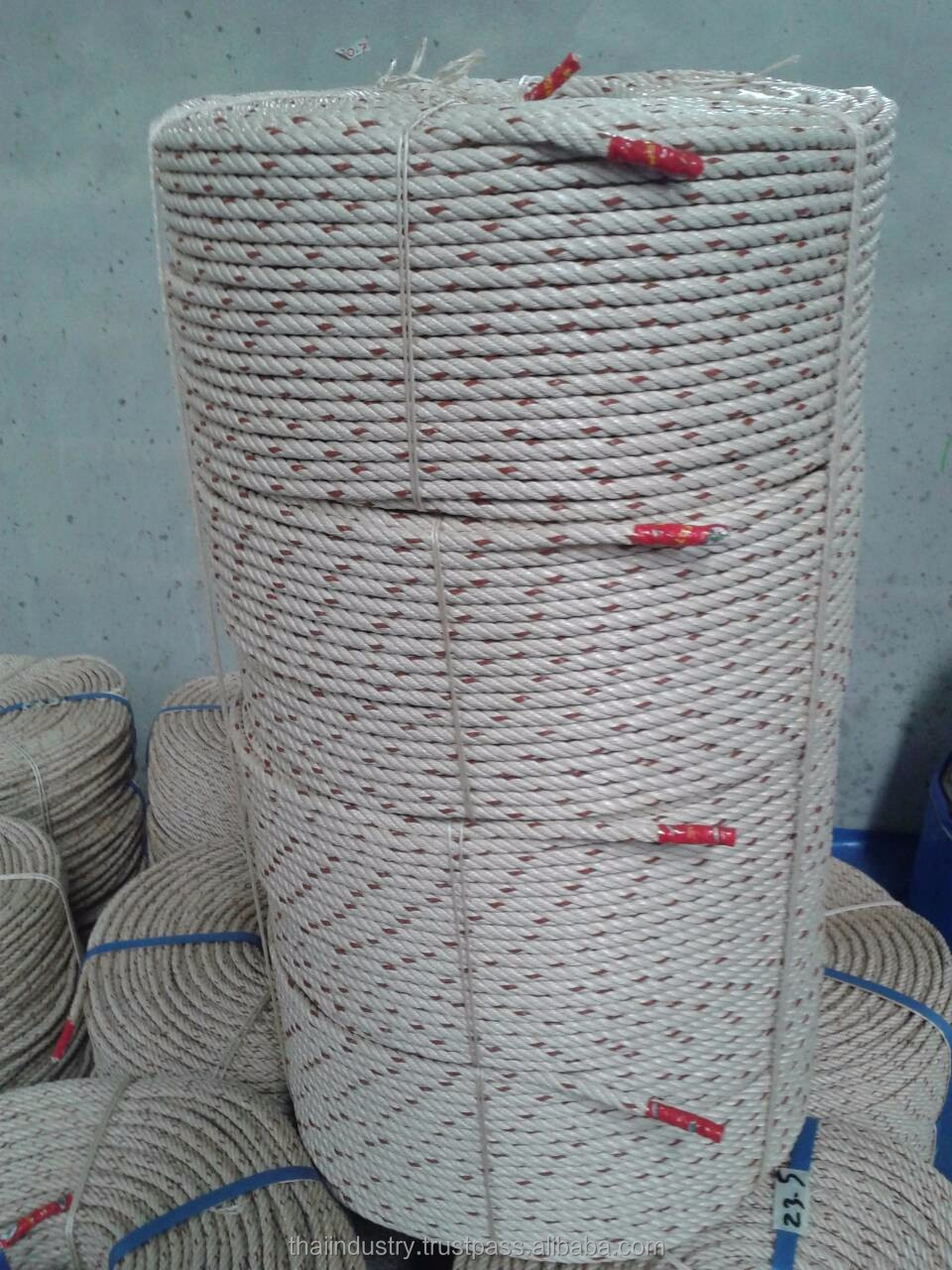 High quality PP ROPE from Thailand