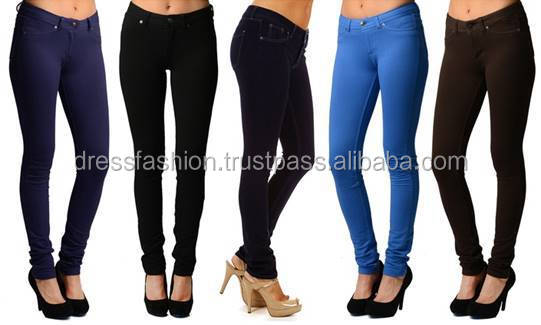 Women Leggings made by 95% Cotton 5% Lycra