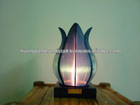 Iron Frame with full color of Silk, Lotus Shape Lantern, cheap price
