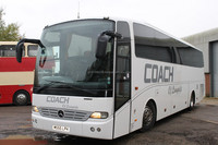 USED BUSES - MERCEDES-BENZ TOURO EXEC (RHD 1801228)