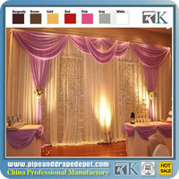 pipe and drape purchase for trade show or exhibition booths