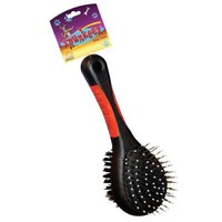 "SPUNKEEZ PET BRUSH 2-SIDE 7"" #35186"