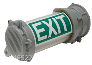 TEP Ex ATEX Certified Emergency Light