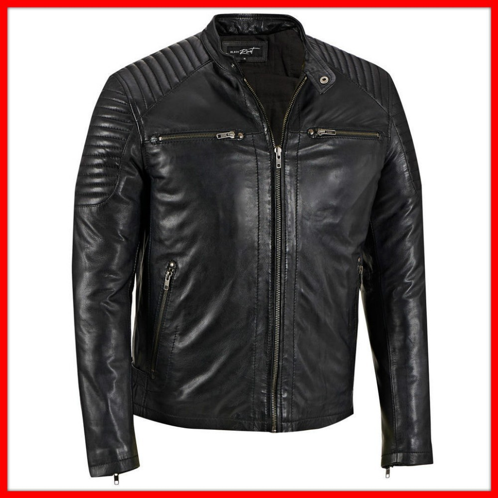 Lucky Biker Leather Jackets for Kids and Adults