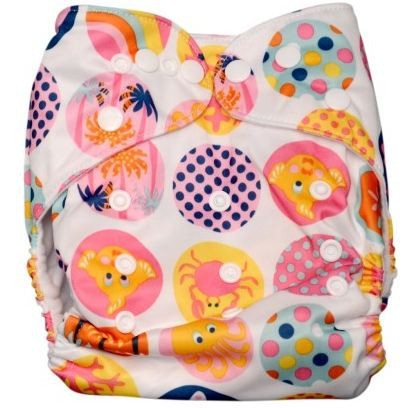 Newest and Hot Sale One Size Baby Cloth Diaper Free Shipping Baby Diaper Wholesale Washable Diapers Baby