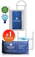 NAQWA Survival Emergency Soldier Portable Outdoor Travellers Camping Safe Water Filter 0 Power