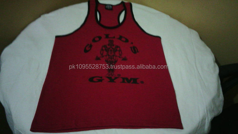 Customized Stringer Vest