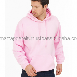 new plain 100% polyester blank custom mens fleece hoodie