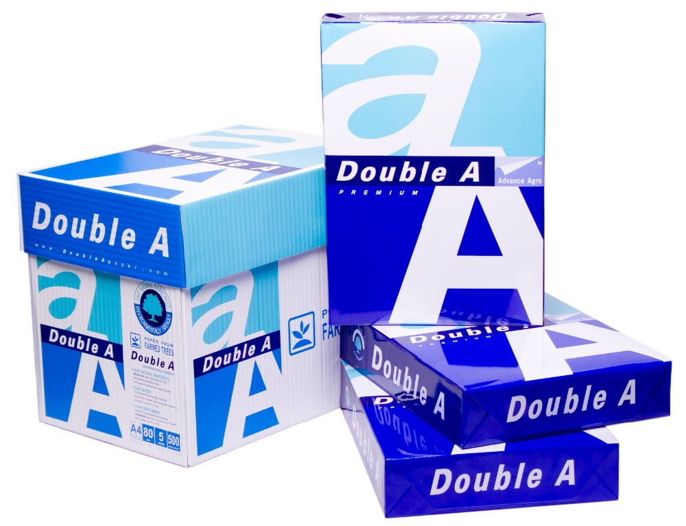 Double a A4 Paper 80GSM 70GSM US $1.2-2.5 / Pack