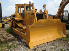 Caterpillar used bulldozer for sale CAT D7H also CATD5H/D6G/D6D/D7G/D7H Bulldozers good engine whatsapp:+8613797030886)