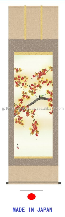Professional and High quality Japanese hanging scroll for decoration , other paintings also available