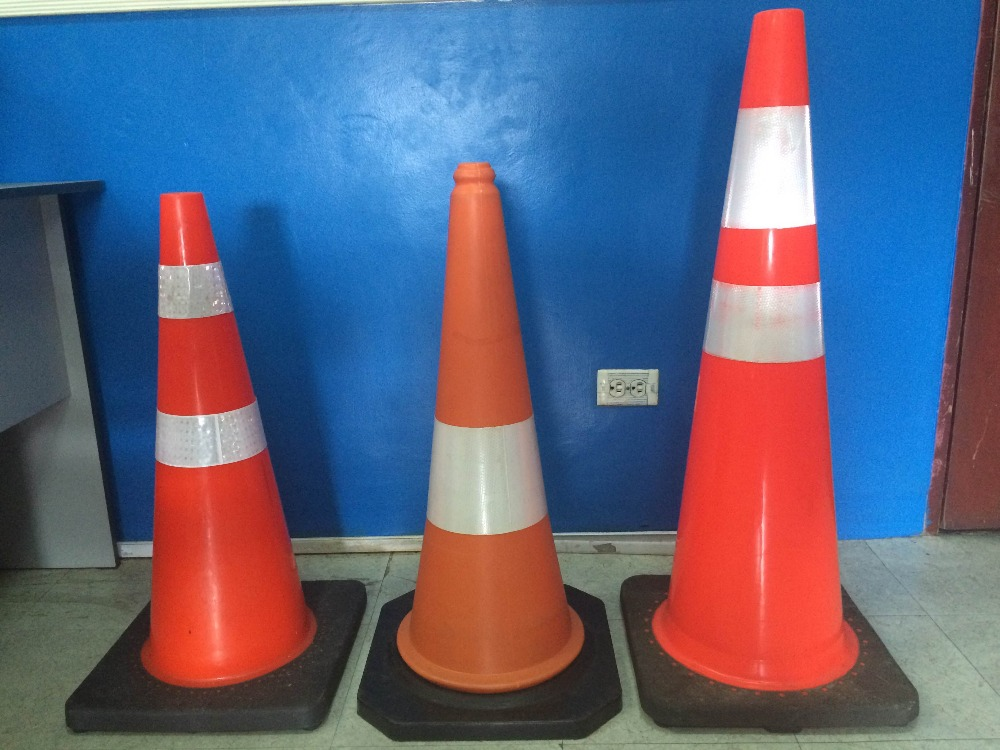 Reflectorized Traffic Cone Traffic Safety