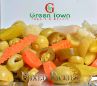 Pickles Mixed