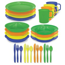 COOK SET - 4 PARTY - PCTG - ASSORTED #314-400